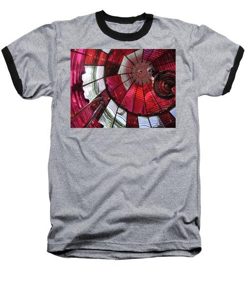 Umpqua River Red Baseball T-Shirt
