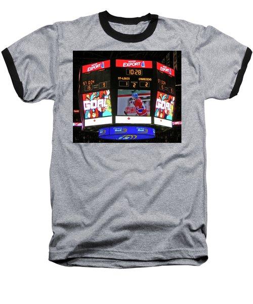 Un But De Saku Koivu ... Baseball T-Shirt