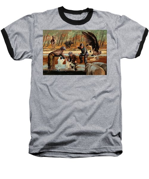 Un Po' Di Casino Baseball T-Shirt