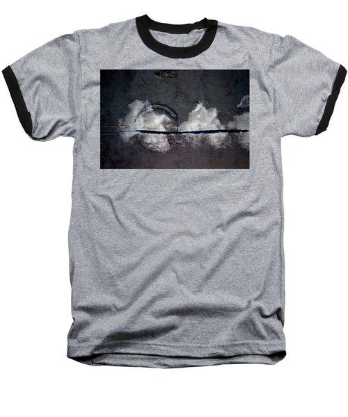 Unbound  Baseball T-Shirt by Mark Ross