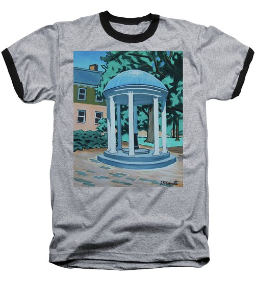 Unc Old Well Baseball T-Shirt