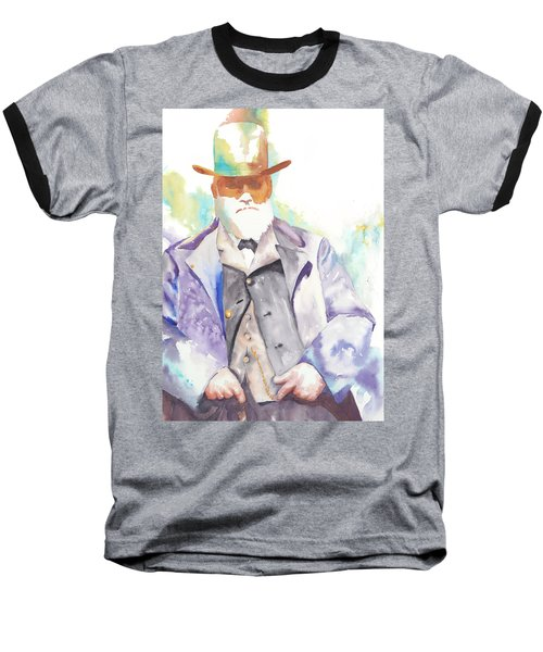 Uncle David Nation, Circa 1900 Baseball T-Shirt