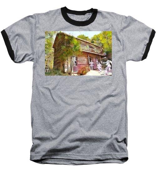 Uncle Tom's Cabin Baseball T-Shirt