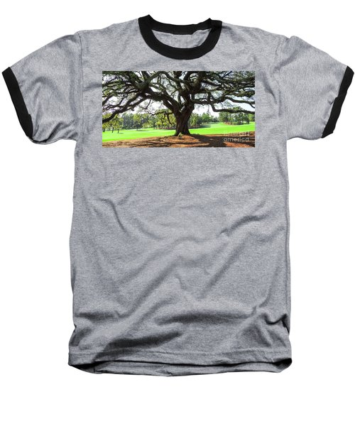 Under An Augusta Oak Baseball T-Shirt