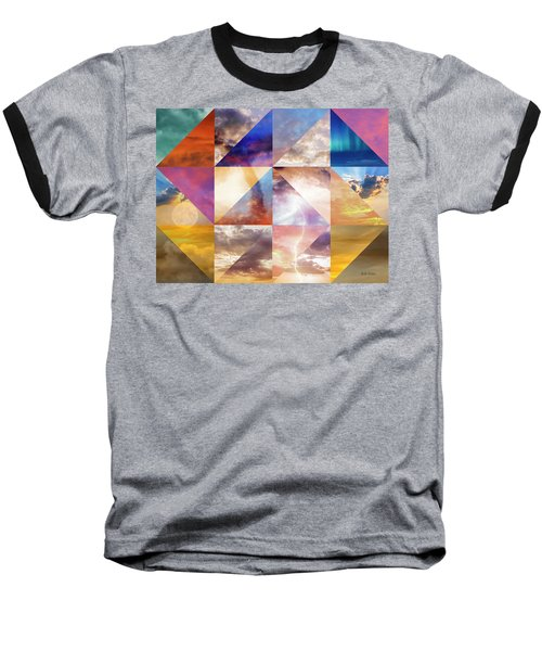 Under Heaven Baseball T-Shirt