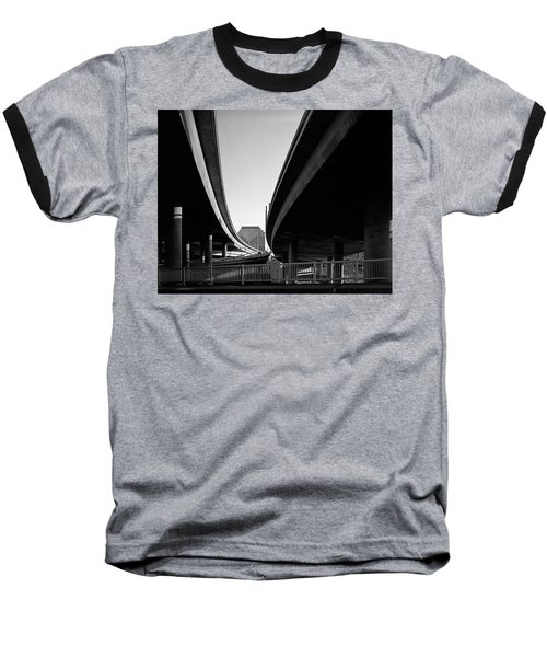 Under Interstate 5 Sacramento Baseball T-Shirt