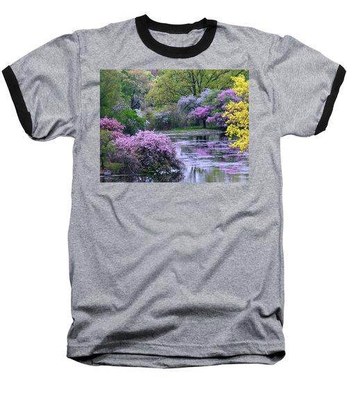 Under Spring's Spell Baseball T-Shirt