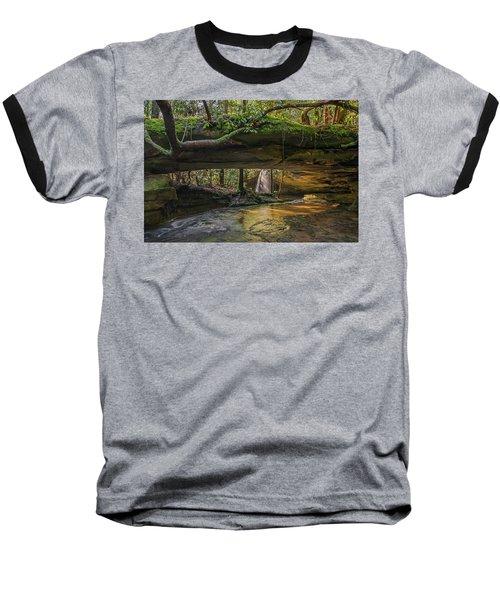 Under The Arch. Baseball T-Shirt