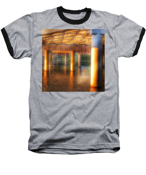 Under The Boardwalk Baseball T-Shirt