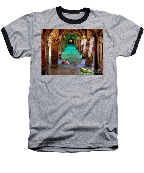Under The Broadwalk Baseball T-Shirt