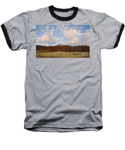 Under The Colorado Sky Baseball T-Shirt