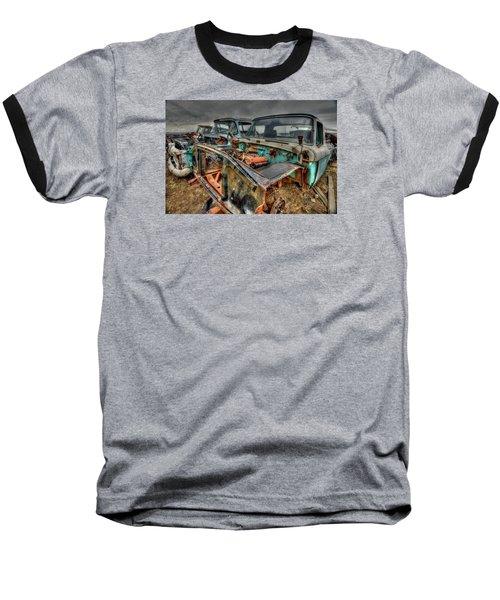 Under The Hood Baseball T-Shirt