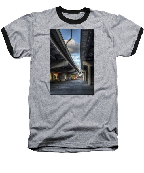 Under The Overpass II Baseball T-Shirt