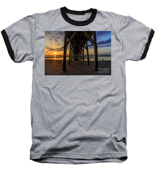 Under The Pier1 Baseball T-Shirt
