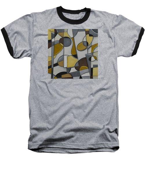 Under The Radar Baseball T-Shirt by Trish Toro