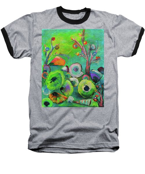 under the sea  - Orig painting for sale Baseball T-Shirt