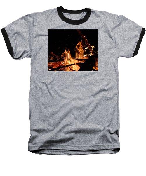 Under The Sparks Baseball T-Shirt