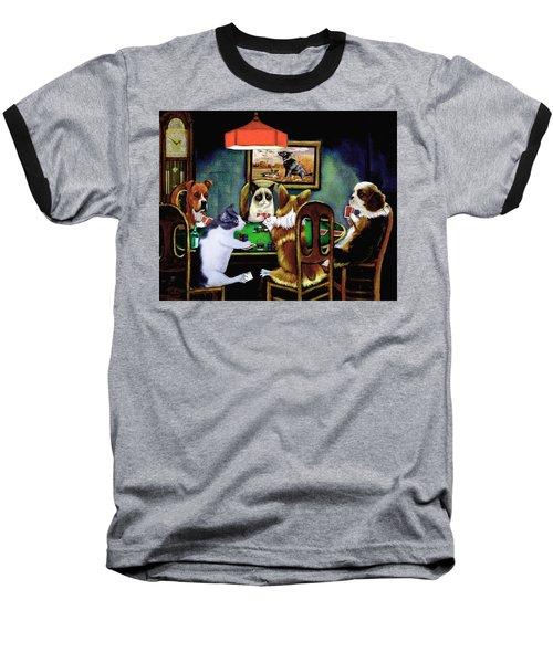 Under The Table Baseball T-Shirt
