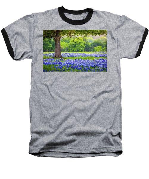 Under The Tree Baseball T-Shirt