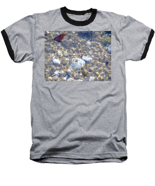 Under Water Baseball T-Shirt