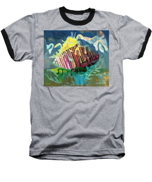 Undersea Still Life Baseball T-Shirt
