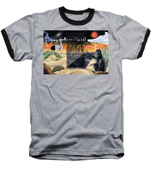 Understanding Time Baseball T-Shirt