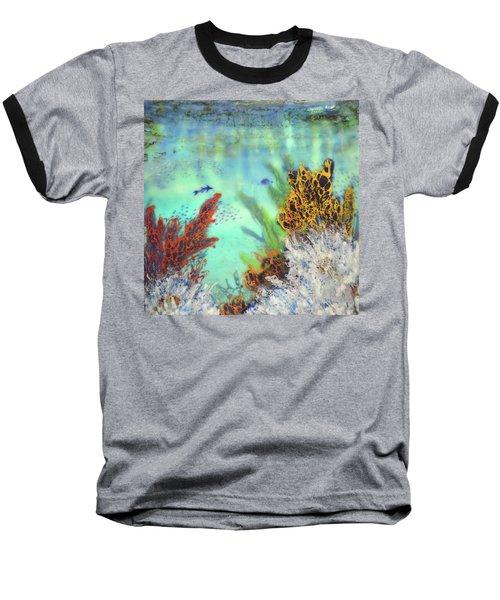 Underwater #2 Baseball T-Shirt