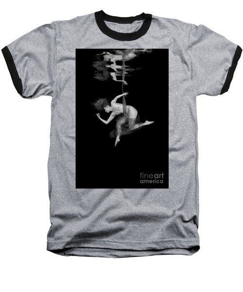 Underwater Beauty 003 Baseball T-Shirt