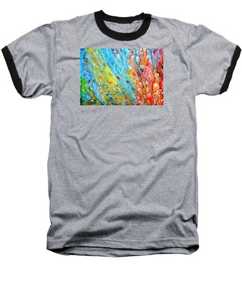 Underwater Magic Series 4 Baseball T-Shirt