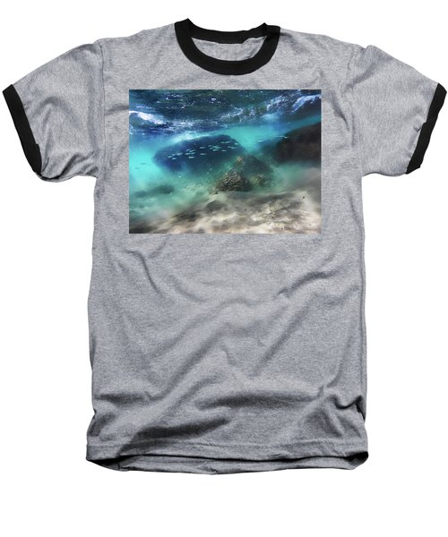 Underwater Baseball T-Shirt