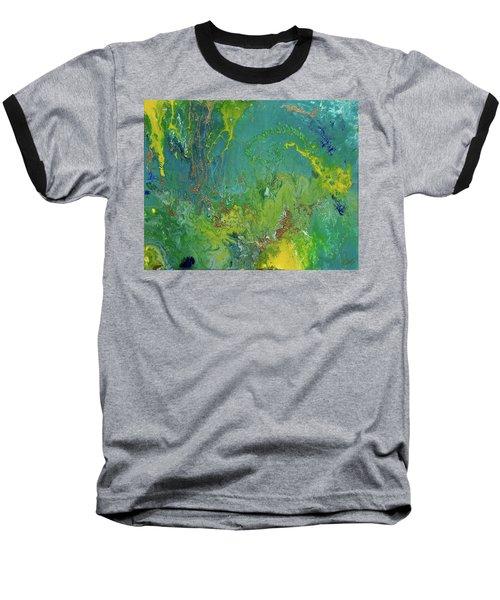 Underwater Paradise Baseball T-Shirt