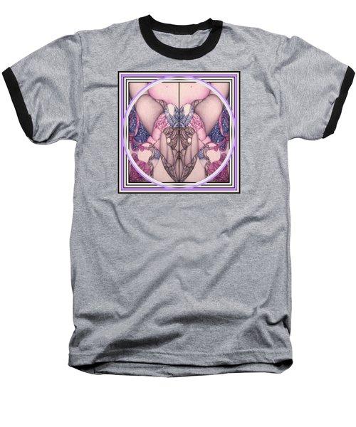Undesignated Ballpoint Baseball T-Shirt