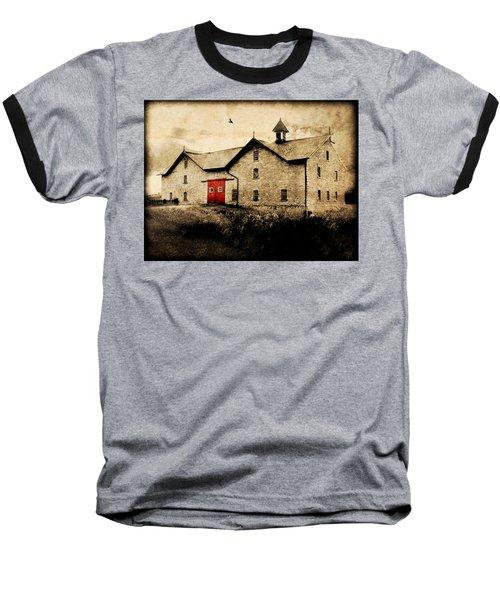 Uni Barn Baseball T-Shirt