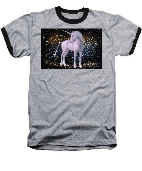 Unicorn Dust Baseball T-Shirt