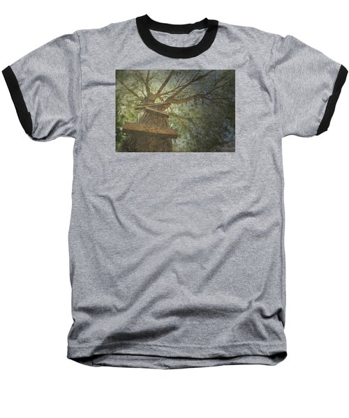 Unincorporated  Baseball T-Shirt by Mark Ross