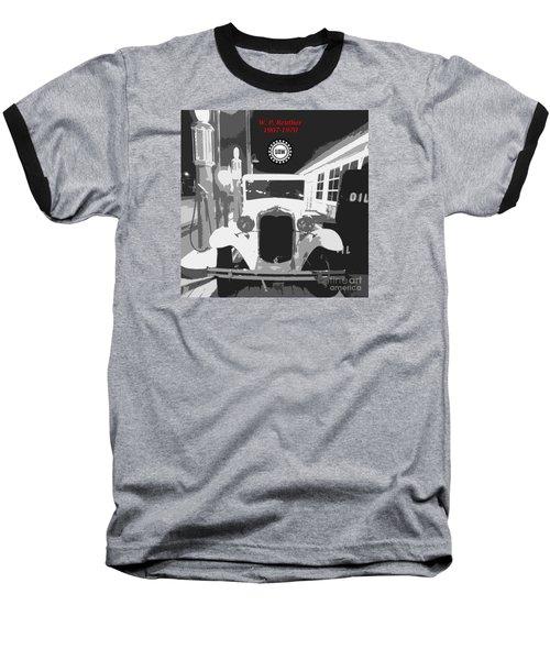 Union Made Baseball T-Shirt by Barbie Corbett-Newmin
