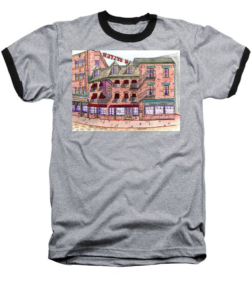 Union Osyter House Boston Baseball T-Shirt