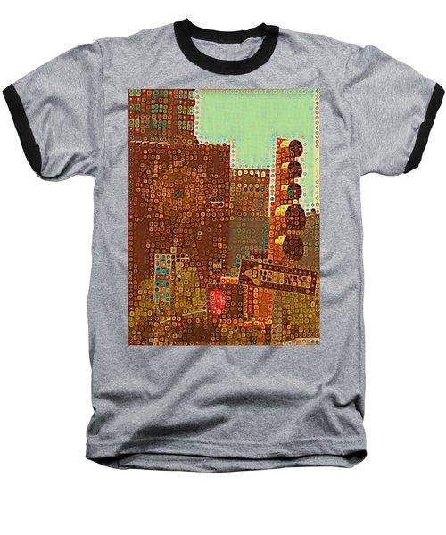 Union Square Bubbles Baseball T-Shirt