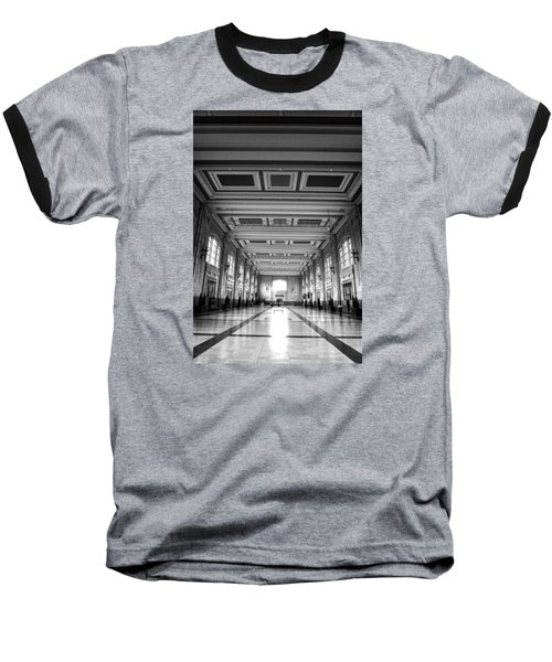 Union Station Perspective Baseball T-Shirt