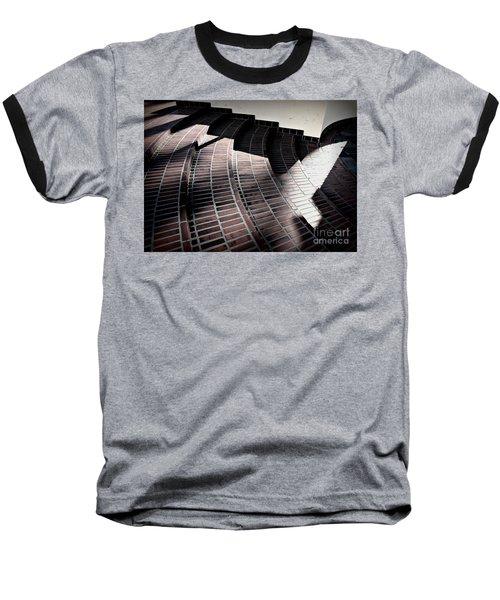 Union Steps Baseball T-Shirt