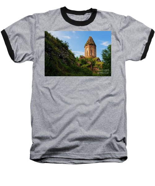 Unique Kirants Monastery On A Sunny Day, Armenia Baseball T-Shirt