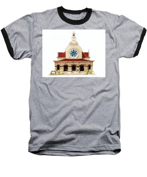 Unitarian Church - F.furness Baseball T-Shirt