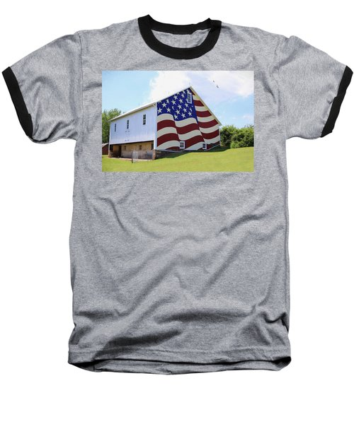 United I Stand Baseball T-Shirt