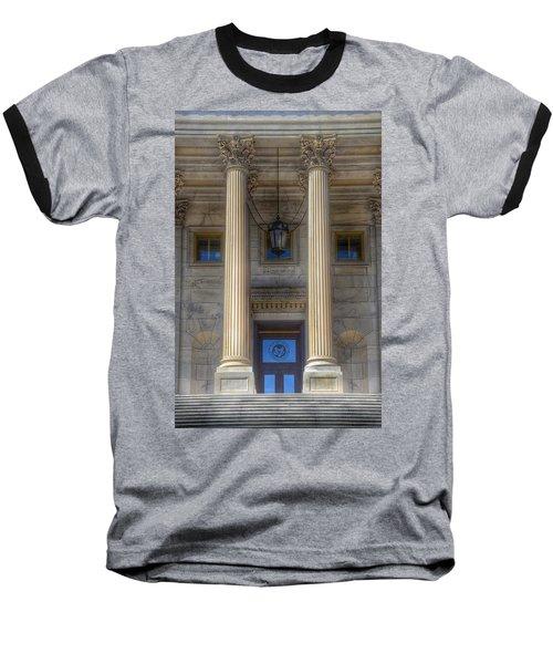 United States Capitol - House Of Representatives  Baseball T-Shirt