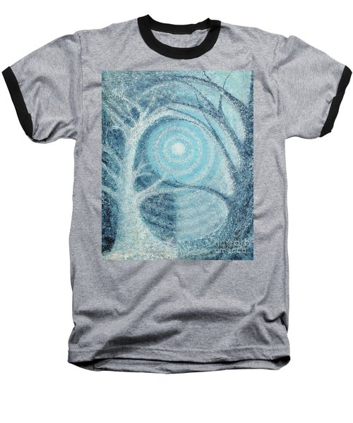 Baseball T-Shirt featuring the painting Unity by Holly Carmichael