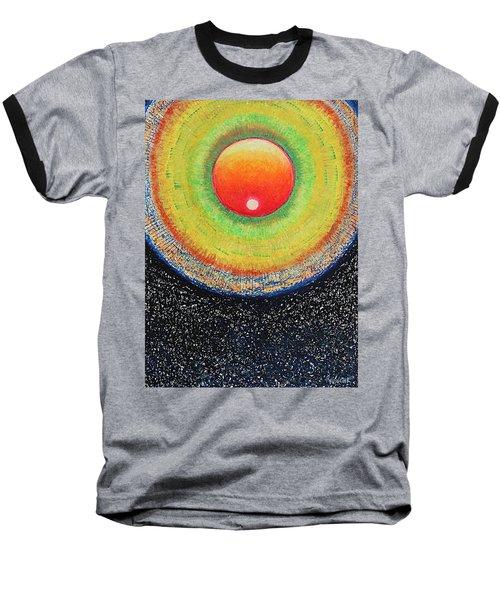 Universal Eye In Red Baseball T-Shirt