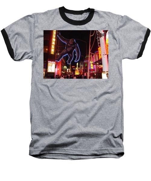Universal King Kong Baseball T-Shirt