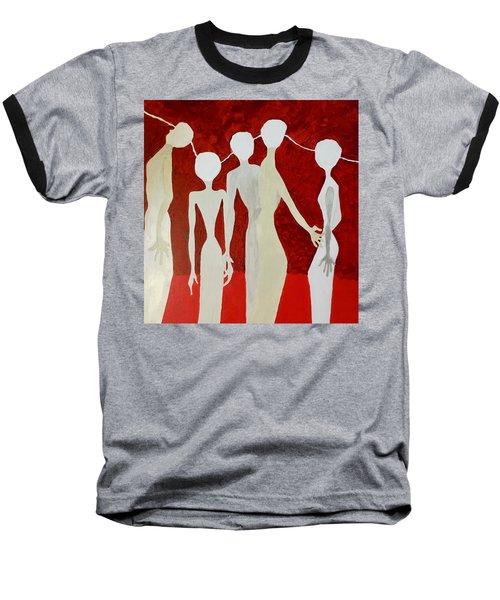 Universal Mind Baseball T-Shirt