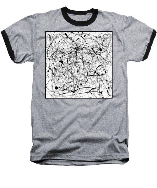 Universal Painting Baseball T-Shirt