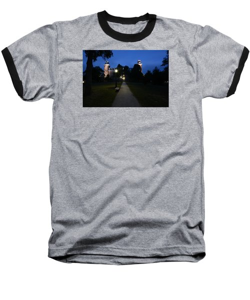 University Of Arkansas Baseball T-Shirt by Chris  Look